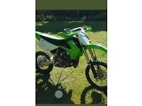Motocross kx85
