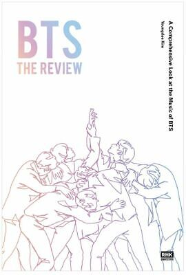 BTS THE REVIEW ENGLISH Ver. A Comprehensive Look at the Music of BTS BOOK NEW