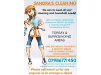 Sandra's Cleaning