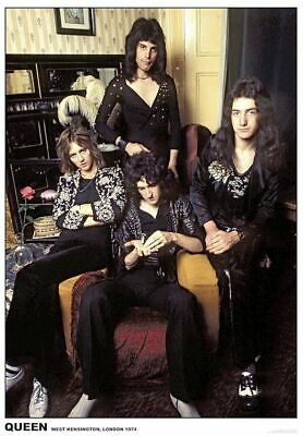 QUEEN - VINTAGE MUSIC PHOTO POSTER - 23x33 UK IMPORT 53137 segunda mano  Embacar hacia Spain