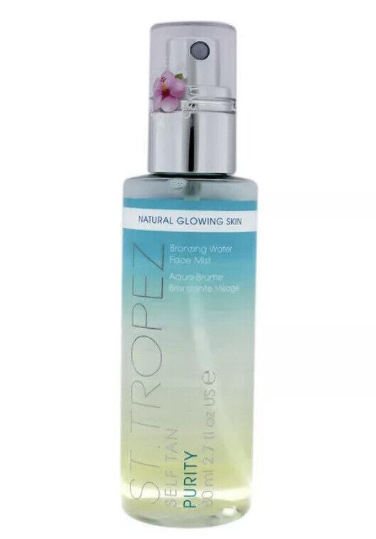 St. Tropez Natural Self Tan Purity Bronzing Water Face Mist 2.7oz (80ml)