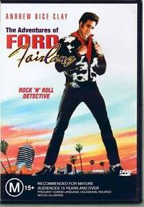THE ADVENTURES OF FORD FAIRLANE DVD AS NEW ANDREW DICE CLAY Heidelberg West Banyule Area Preview