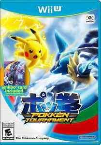 Pokken Tournament Cambridge Kitchener Area image 1