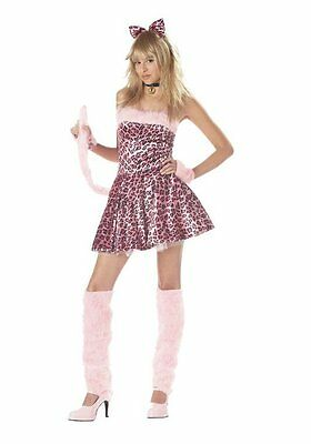 Cat Costume Teen (Purrty Kitty Cat Animal Teen)