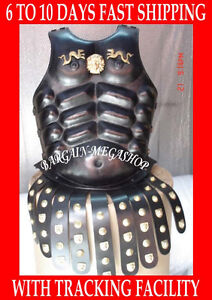 LEATHER-CUIRASS-SCA-MUSCLE-BODY-ARMOR-ARMOUR-CHESTPLATE-BREASTPLATE-REENACMENT