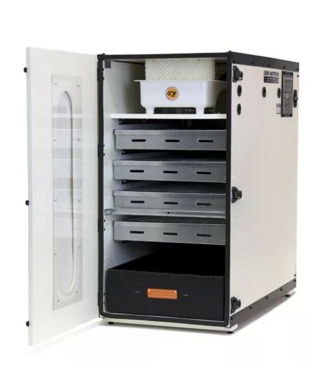 GQF Sportsman Digital Hatcher Incubator for Eggs-Quail, Pheasant, Chicken 1550