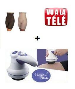 Appareil massage manipol body anti c llulite courbature for Appareil anti cellulite maison
