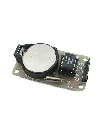 1pcs Rtc Ds1302 Real Time Clock Module For Arduino Avr Arm Pic Smd New