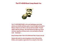 Boot Camp /Outdoor Exercise In Renfrew Paisley