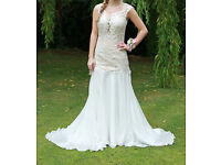 Fishtail style prom/wedding dress!