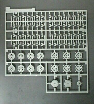 DRAGON 1/35 Scale Sd.Kfz.251/17 w/2cm Flak Parts Tree E from Kit No. 6292