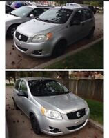 SUZUKI SWIFT, GREAT PRICE, GREAT ON GAS AND GREAT CONDITION!!