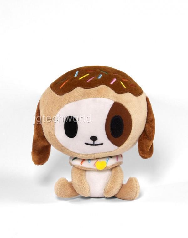 NWT New Tokidoki Prima Donna Plush Doll Toy Unicorn Crown Stuffed Horse Brown