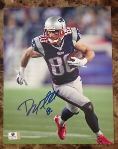 Danny Amendola Autographed 8x10 Photo w/ COA!