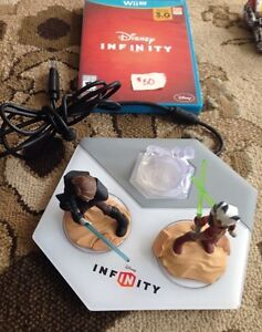 Wii U 3.0 Disney Infinity Starter Set London Ontario image 1