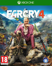 FAR CRY 4 XBOX ONE FIRST PERSON SHOOTER GAME BRAND NEW SEALED OFFICIAL