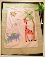 Crib Sheets, Blankets and matching set for Nursery