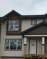 Brand New 3 Bed 1.5 Bath Townhouse For Rent in Sylvan Lake