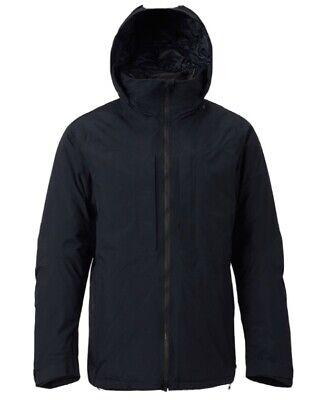 BURTON AK 2L LZ Down Insulated GORE-TEX Jacket Mens XL Black