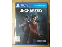 Ps4 Uncharted lost legacy, PlayStation 4. Will take £15