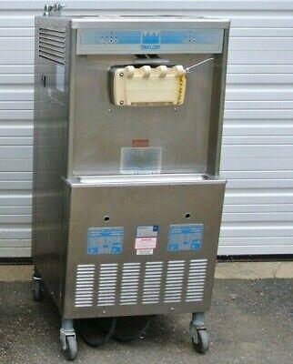 Taylor Ice Cream Machine Y754-33 208-230v 3ph 2 Flavor Twist Water Cooled