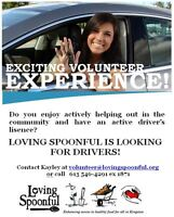 Volunteer Opportunity - Driving for Food Rescue!