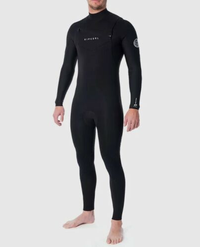 Rip Curl Dawn Patrol 4/3mm Chest Zip Wetsuit WSM9CM New