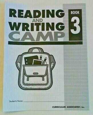 Reading & Writing Camp! Comprehension + Test Prep & Thinking Skills! 3rd Grade 3