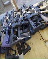 Free firearm removal