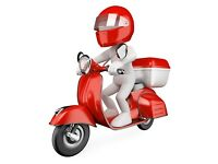Bike Delivery driver required for CHINESE TAKE AWAY