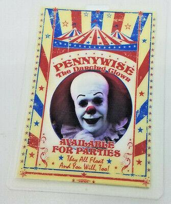 Es Film Id Abzeichen - Pennywise die Tanzend - Tanz Clown Kostüme