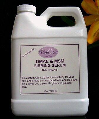 Lifting Body Serum (1000 ML -DMAE FACIAL BODY FIRMING SERUM COLLAGEN BOOST~BRIGHTEN & LIFT)