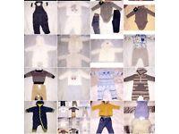 Baby boy bundle 0-3 months bundle