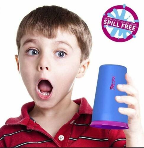 Wow Cup for Kids Sippy Spill-Proof 9 oz