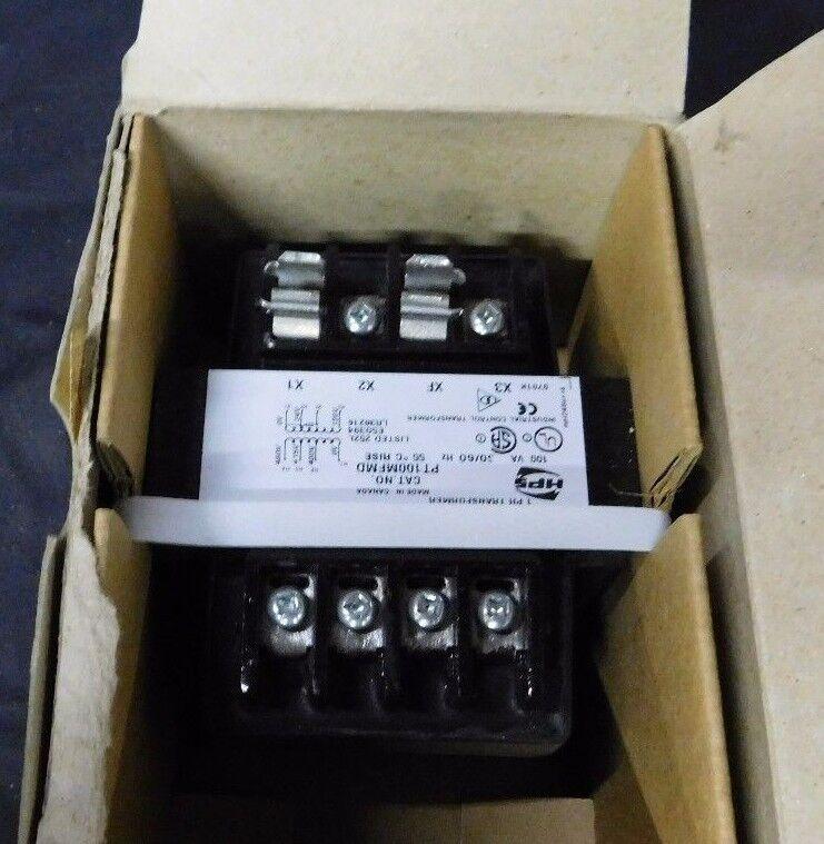 NEW HPS CONTROL TRANSFORMER PT100MFMD NIB
