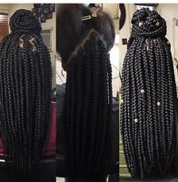 Neat And Affordable Braiding Service Edmonton West