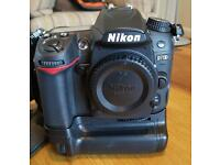 Nikon D7000 16.2MP Digital SLR, only 7242 shutter count boxed as new with extras