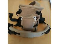 Baby harness/carrier
