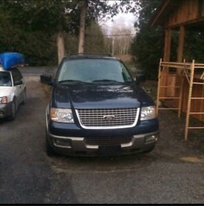 Ford Expedition 4x4 leather