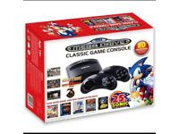 Mega drive 25th anniversary sonic edition brand new 80 games