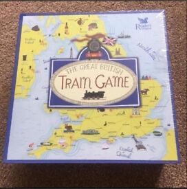 Great British Train Game