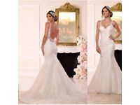 Stella York wedding dress size 10