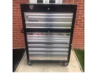 Snap On Tool Chest Box Roller Cab
