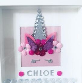 Photo frame / Box frames personalised for you!