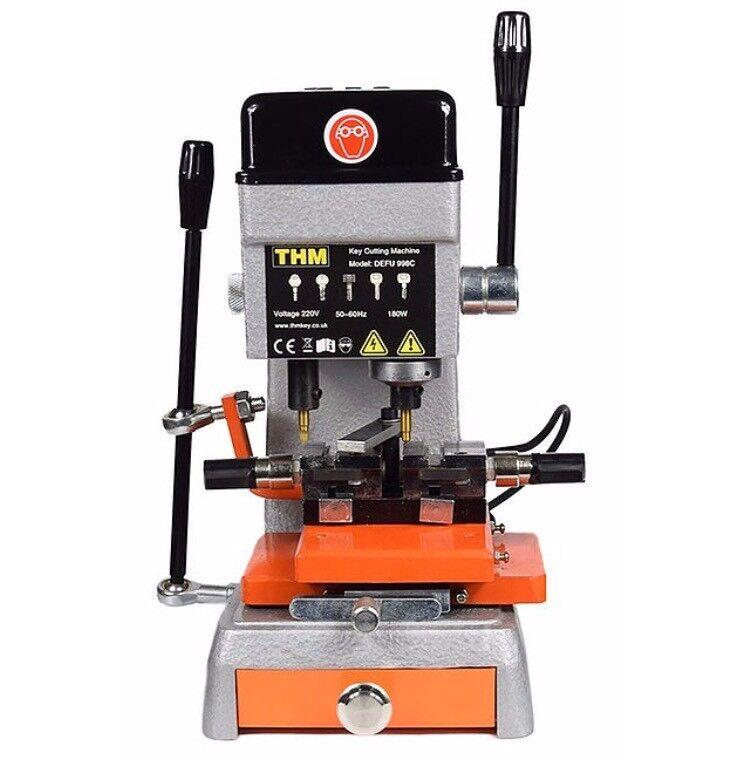 Trojan Dimple Laser Key Cutting Machine