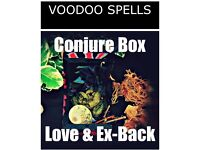 I am a voodoo priestess with extreme occultist spell casting