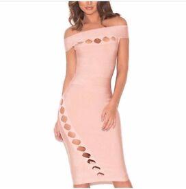House of CB Ramah Dress - Medium