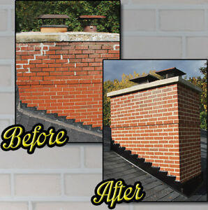 Chimney Repair/Paverstone Installation and Roofing!