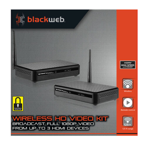 *NEW* Wireless HD Video Kit FREE SHIPPING!