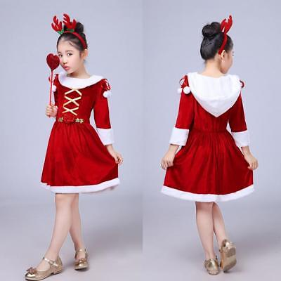 Baby Costume For Kids (Kids Childrens' Christmas Costume Cosplay Dress for Baby Girls Clothes)